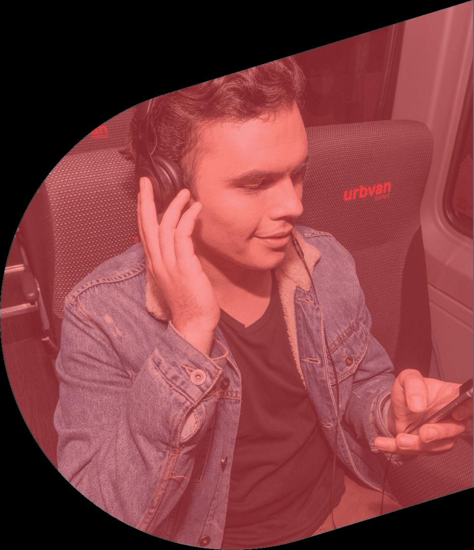urbvan app de transporte