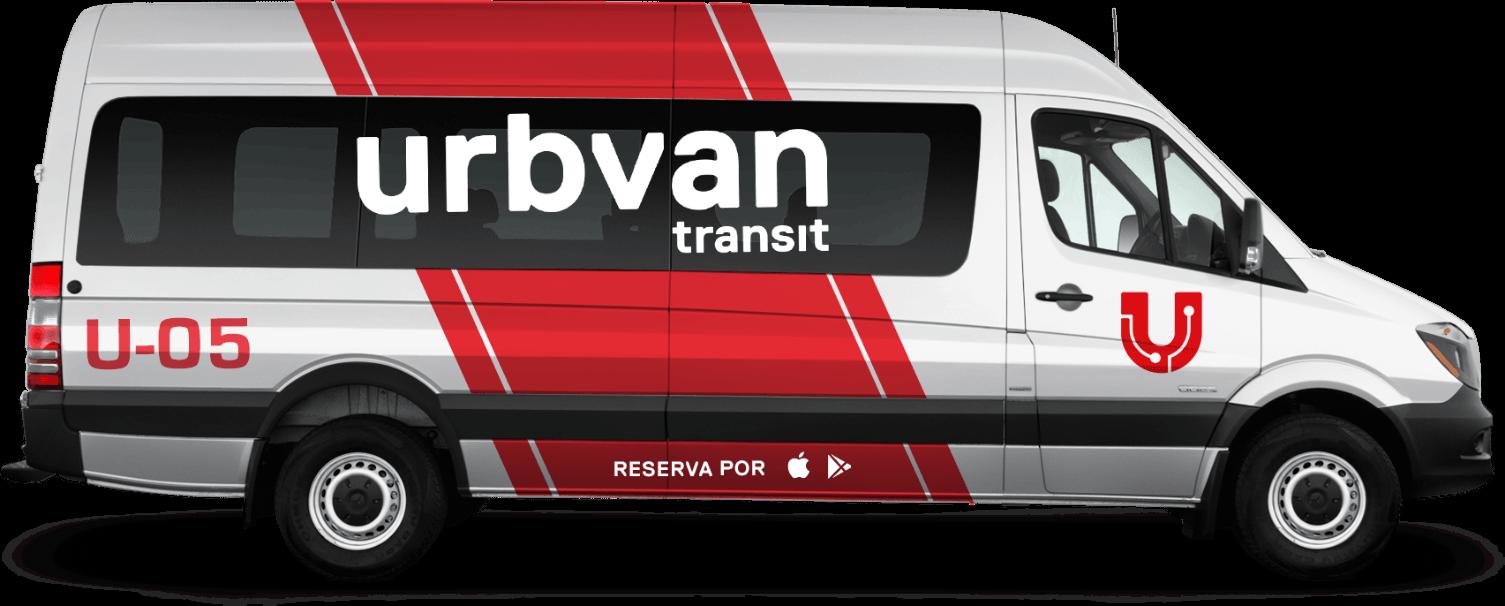 urbvan app vans
